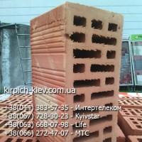 Двойной керамический кирпич 2НФ СБК Озера