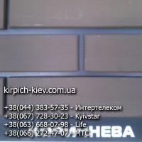 Кирпич Евротон Коричневый
