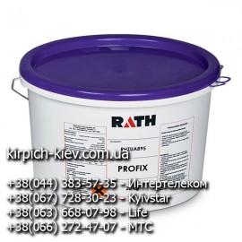 Печной высокотемпературный клей RATH PROFIX, RATH PROFIX цена, характеристики RATH PROFIX, жаростойкий клей RATH PROFIX,