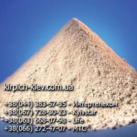 Шамотный порошок (песок) ПШКА